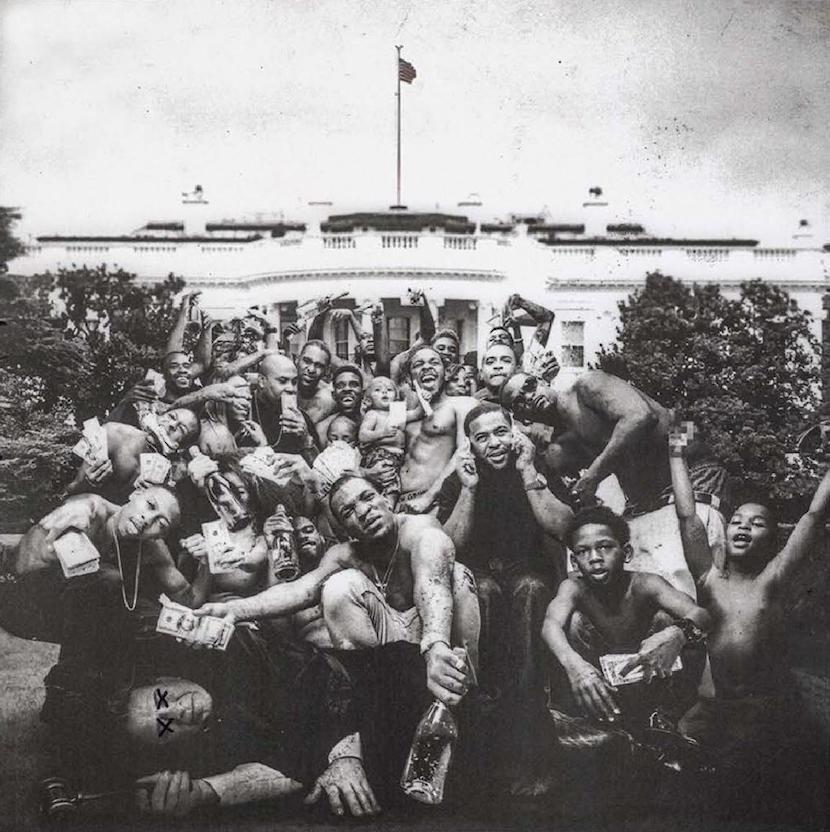 Kendrick Lamar, 2015