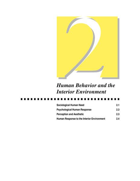 human-behavior-and-the-interior-environment2.pdf