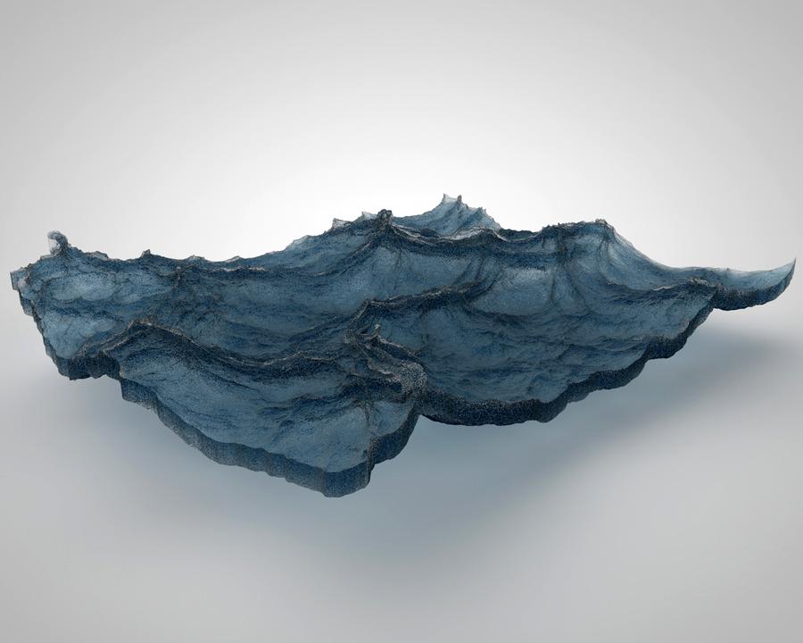 Eyal Gever - Simulation Sculpture