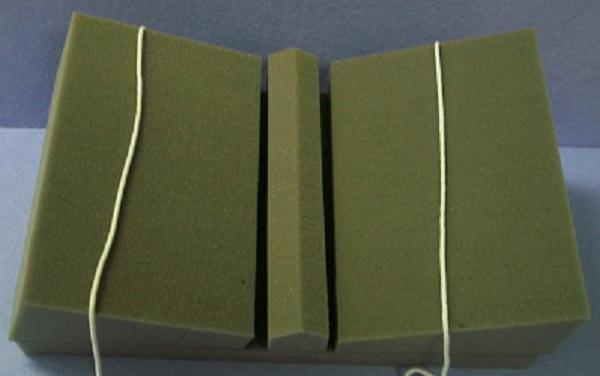 Clarkson Foam Book Support
