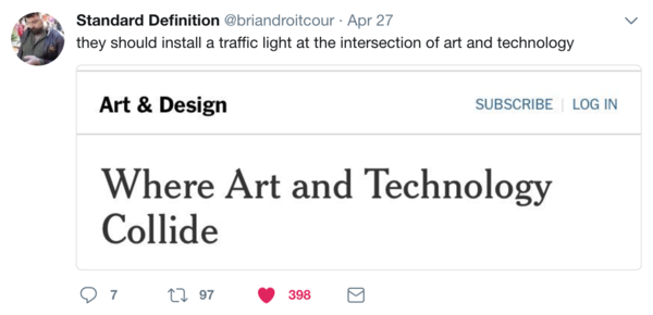 Brian Droitcour