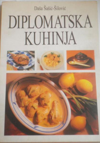 Diplomatic Kitchen