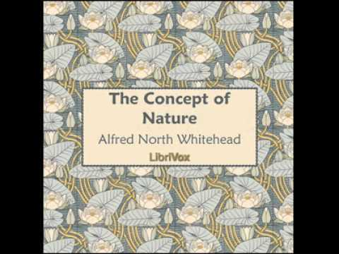 The Concept of Nature, by Alfred North Whitehead