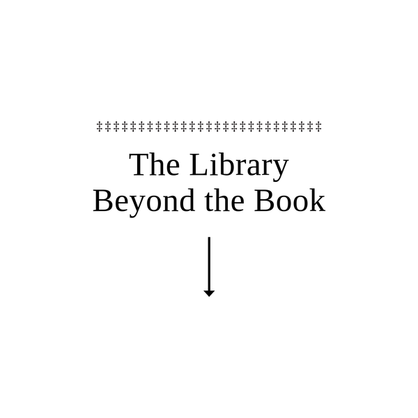 Libraries have always been mix-and-match spaces, and remix is their most plausible future scenario. Speculative and provocative, The Library Beyond the Book explains book culture for a world where the physical and the virtual blend with ever increasing intimacy.