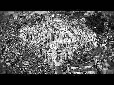 The Kowloon Walled City in Hong Kong was once the densest place on earth, a virtually lawless labyrinth of crime, grime, commerce and hope. A Wall Street Journal documentary tracks its colorful legacy and brings the place alive 20 years later.