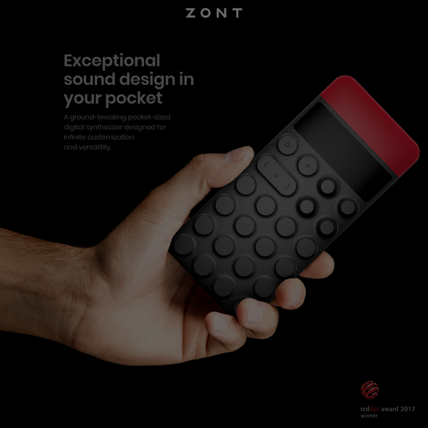 A ground-breaking pocket-sized professional digital synthesizer designed for infinite customization and versatility.