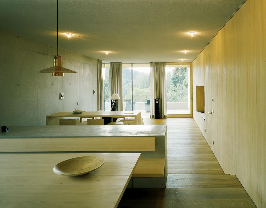 LP Architektur - Peneder house, Weyregg 2012