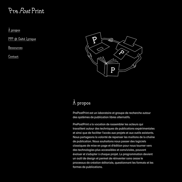 Laboratoire pour systèmes de publication libres alternatifs