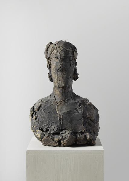 Hans Josephsohn: Untitled
