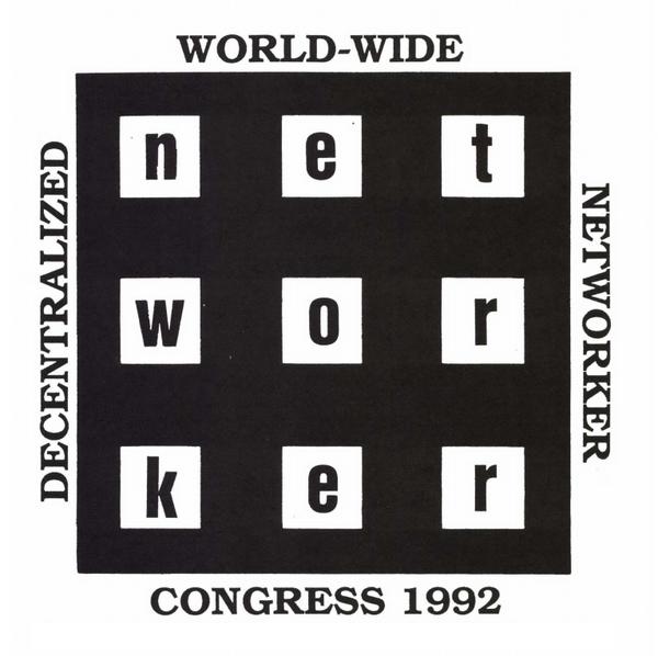 Crackerjack Kid, World-Wide Decentralized Networker Congress Logo