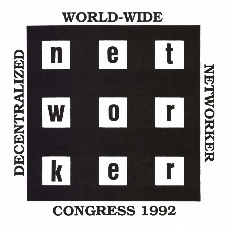Crackerjack Kid, World-Wide Decentralized Networker Congress Logo