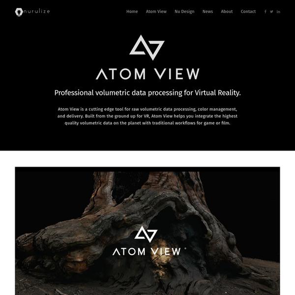 Atom View - Nurulize