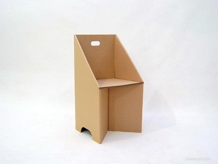 cardboard chair design. 8b5deedea07a5095f07ea31e09dd227f-cardboard-chair-cardboard-design.jpg Cardboard Chair Design
