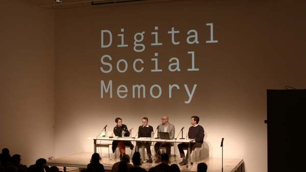 February 4, 2017 Digital Social Memory: Ethics, Privacy, and Representation in Digital Preservation Far from serving as a neutral reflection of events, digital social memory can actively shape political reality.