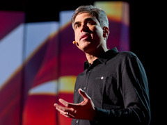 Psychologist Jonathan Haidt asks a simple, but difficult question: why do we search for self-transcendence? Why do we attempt to lose ourselves? In a tour through the science of evolution by group selection, he proposes a provocative answer.
