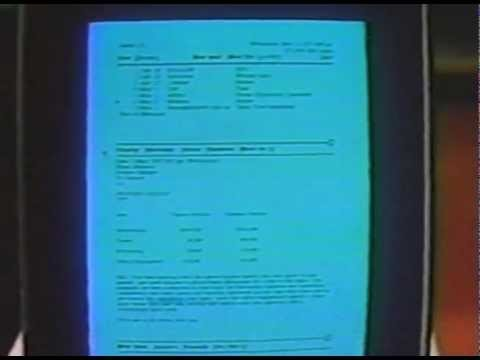 May 14, 1979] In this short one-minute commercial, Xerox introduces its vision for the office of the future. Years ahead of its time, the 1972 Xerox Alto featured Ethernet networking, a full page display, a mouse, laser printing, e-mail, and a windows-based user interface.