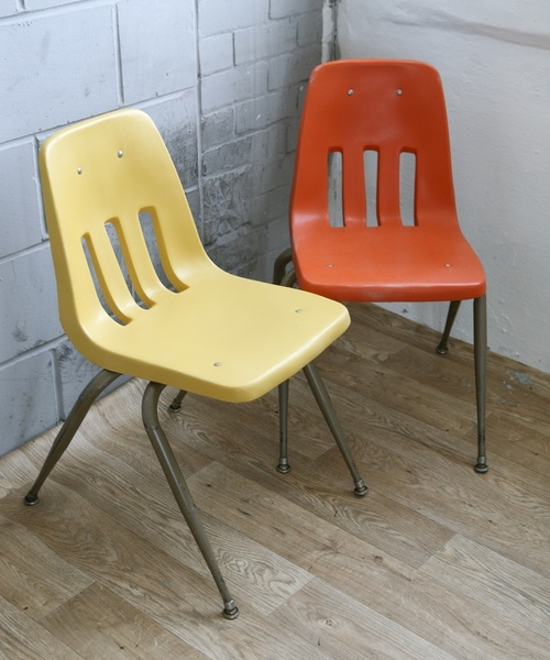 Classic Stack Chair $52.95