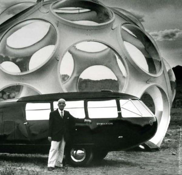 http://www.archdaily.com/121530/video-norman-foster-recreates-buckminster-fullers-dymaxion-car