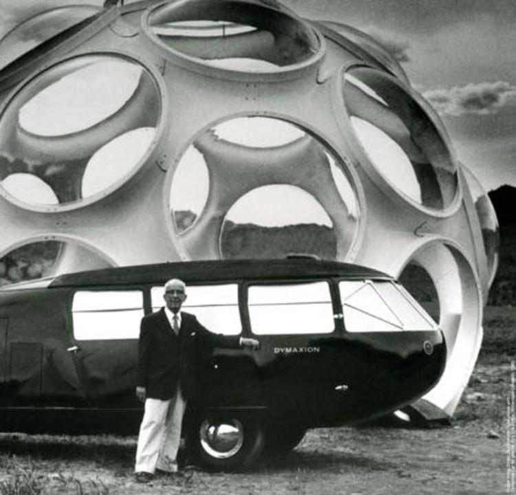 Buckminster Fullers Dymaxion Car