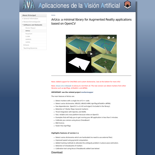 Are na / tools computervision