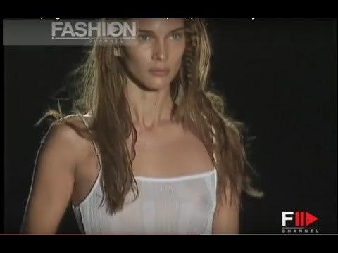 ANNA MOLINARI SS 1999 Milan 2 of 3 pret a porter woman by Fashion Channel