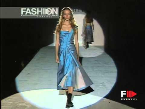 """Anna Molinari"" Spring Summer 1999 Milan 3 of 3 pret a porter woman by FashionChannel"