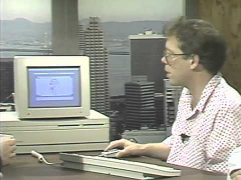 An introduction to Apple's Hypercard. Guests include Apple Fellow and Hypercard creator Bill Atkinson.