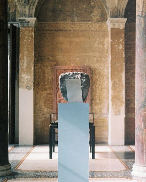 Neues Museum: poetics of space #davidchipperfieldarchitects