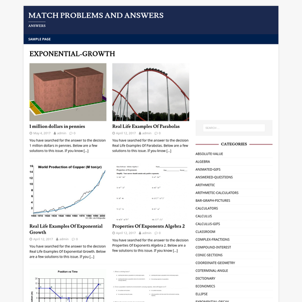 EXPONENTIAL-GROWTH