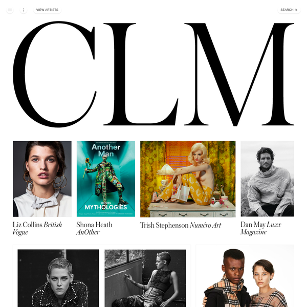 CLM - Featured