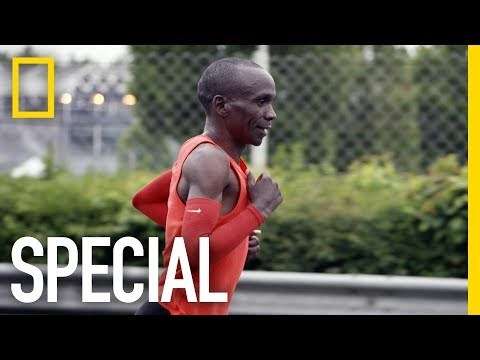 After six months of scientifically advanced training, three of the world's most elite distance runners set out to break the two-hour marathon barrier. ➡ Subscribe: http://bit.ly/NatGeoSubscribe ➡ BREAKING2 AIRS WEDNESDAY SEPTEMBER 20 8/7c About Breaking2: Three champion marathoners, Eliud Kipchoge of Kenya, Lelisa Desisa of Ethiopia, and Zersenay Tadese of Eritrea, along with an elite group of physiologist, work together to try and defeat all odds by breaking the 2-hour marathon.