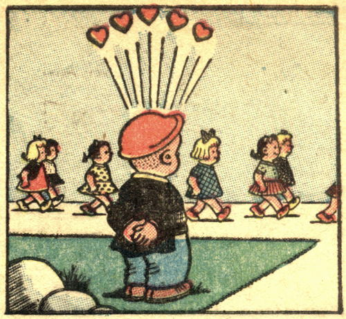 Sluggo in Love