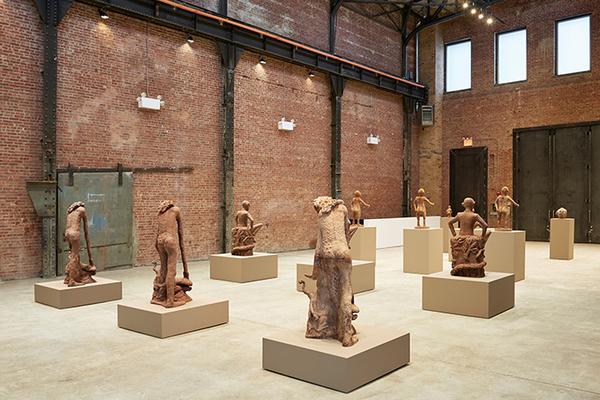 CATPC Cercle d'Art des Travailleurs de Plantation Congolaise at Sculpture Center