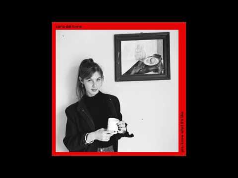 Carla dal Forno - What You Gonna Do Now