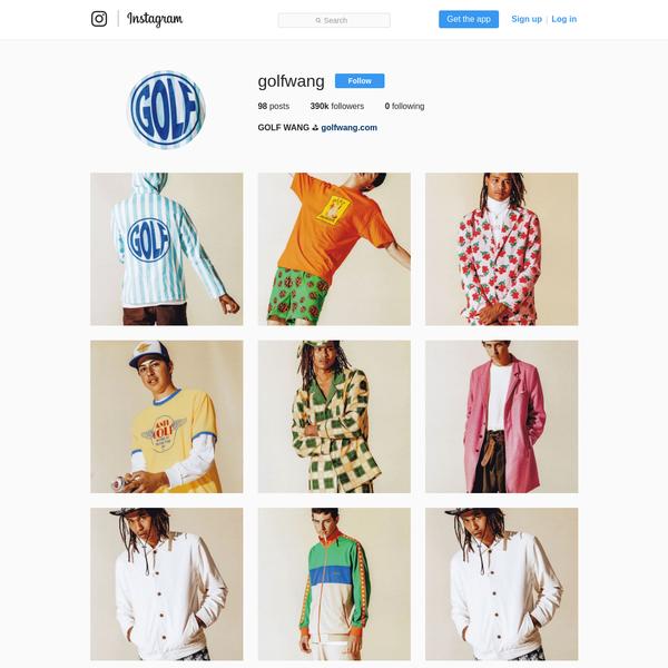 GOLF WANG (@golfwang) * Instagram photos and videos