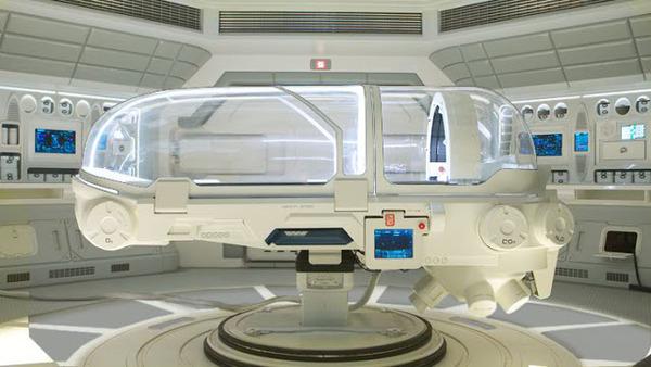 Weyland Corp Med Pod 720i