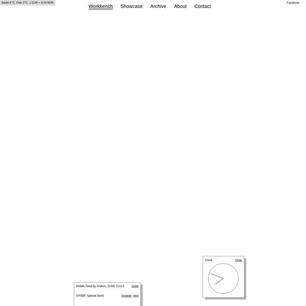 NODE Berlin Oslo - Graphic Design Studio