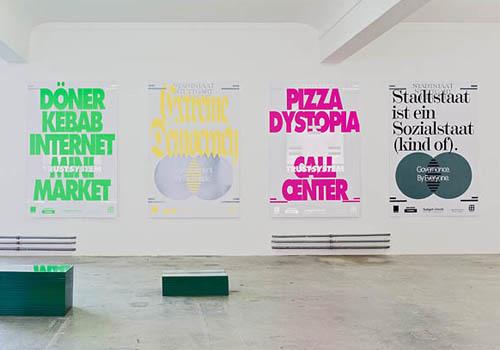stadtstaat-poster - Daniel van der Velden