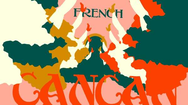 Arte - French Cancan by Playground Paris