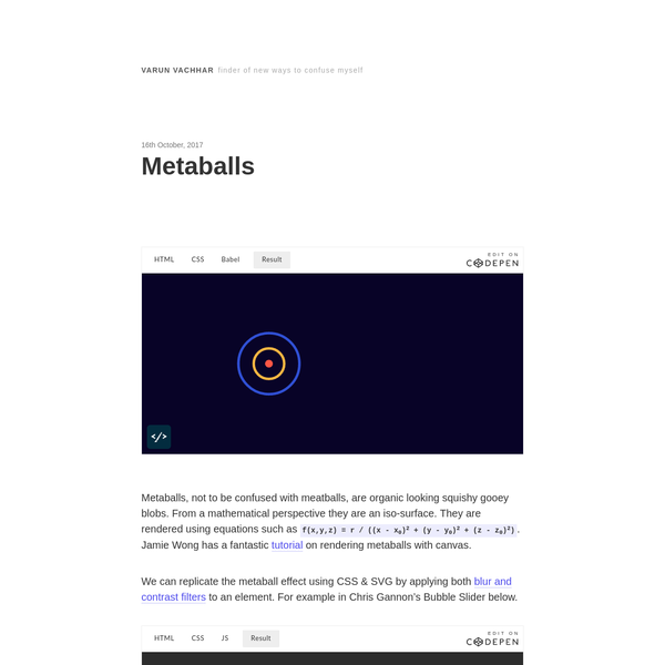 Are na / web svg snippets