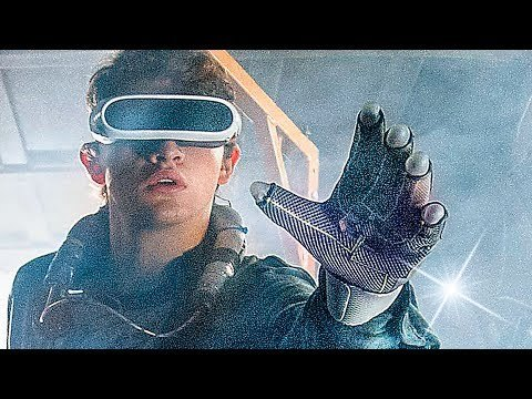 Spielberg's Ready Player One TRAILER (VR Game Movie)
