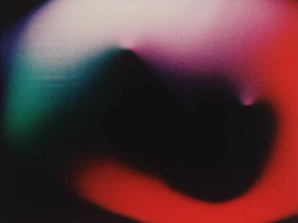 Elfriede Fischinger - Lumigraph (1969)