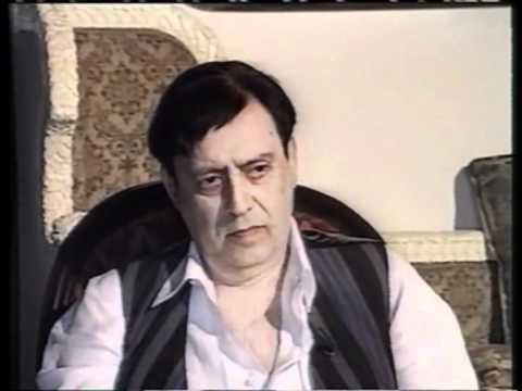 "Carmelo Bene ""C.B. versus Cinema"" (Intervista 1995 Di Sandro Veronesi)"