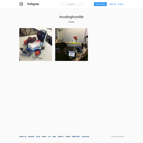 2 Posts - See Instagram photos and videos from 'codingfromlife' hashtag