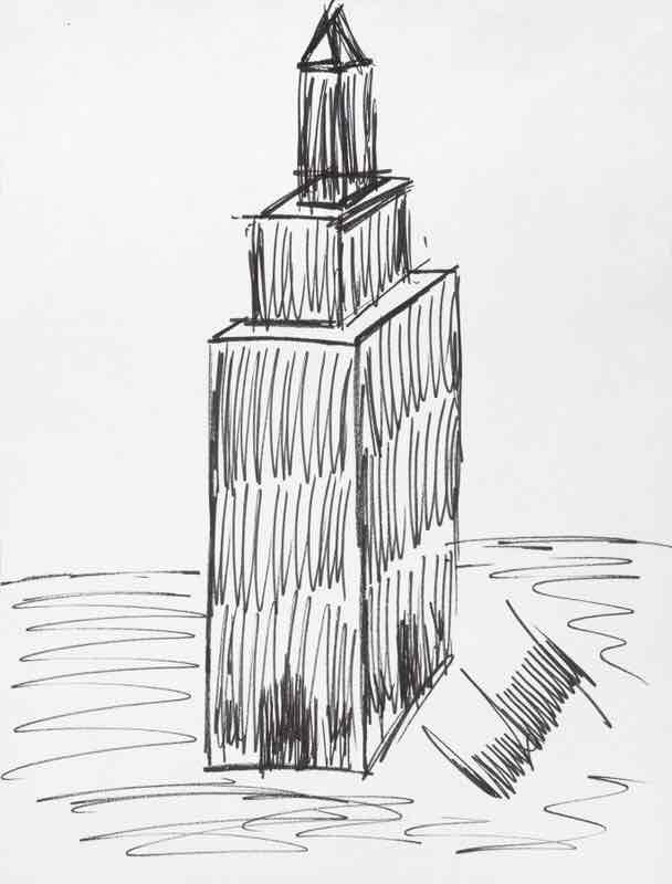 Empire State Building by Donald Trump