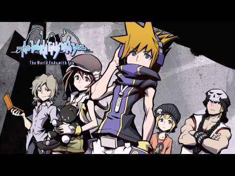 Game: The World Ends With You (DS/iOS) Music: Calling - Lyrics - Calling You hear the Calling Calling You hear the Calling Let me go Gravity What's on my shoulder?