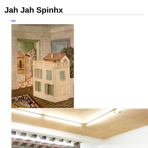 Jah Jah Spinhx