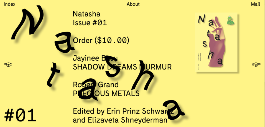 Web: Issue 1