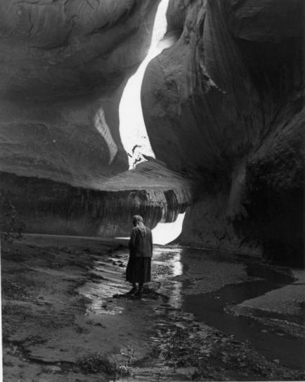 Twilight Canyon Georgia O'Keeffe 1964.jpg
