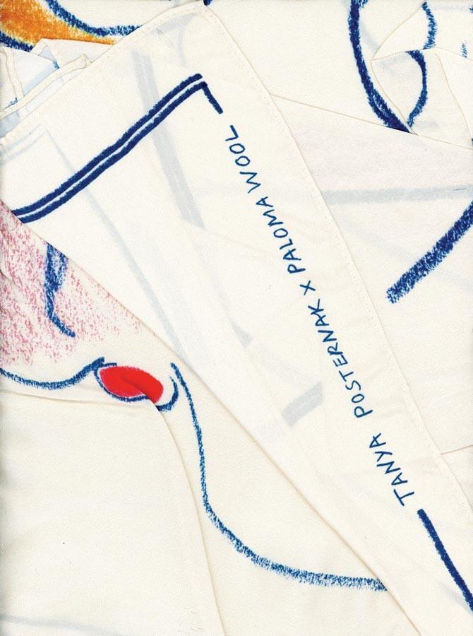 Scarf - Tanya Posternak for Paloma Wool